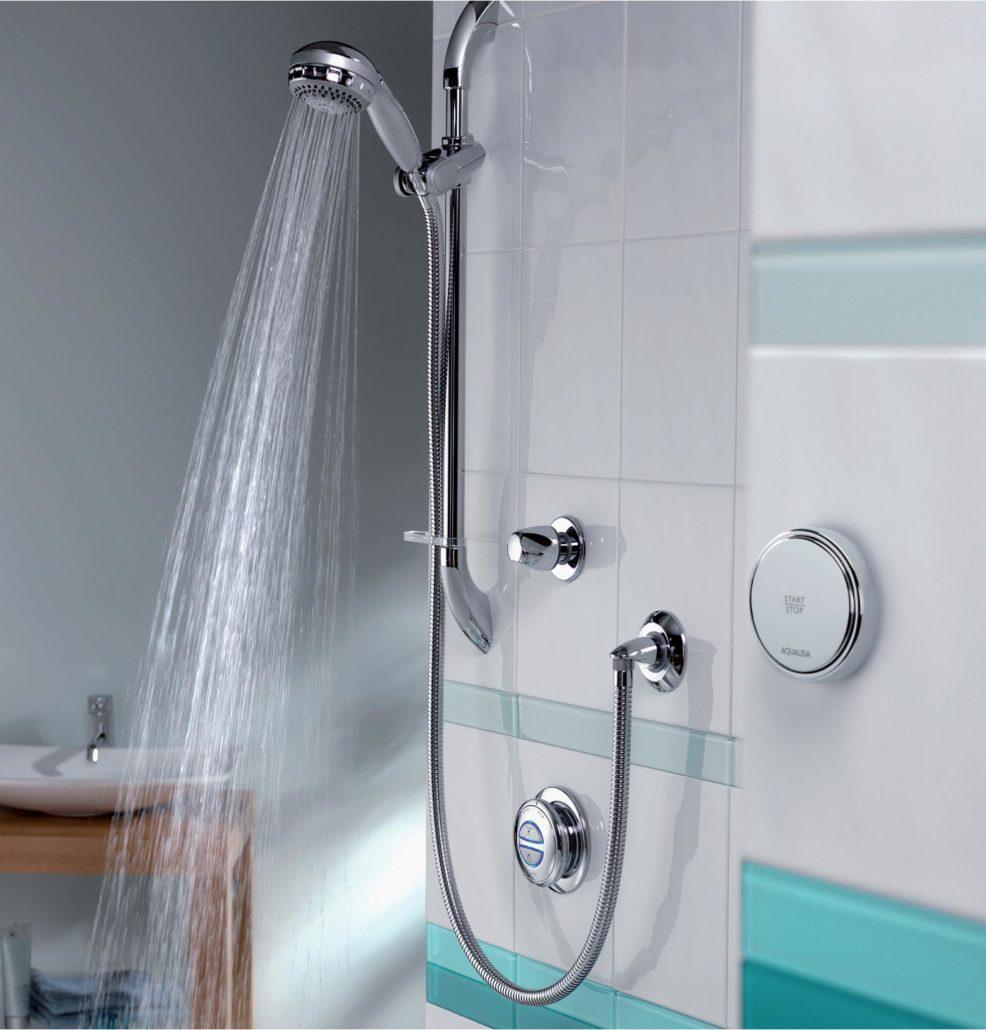 Aqualisa showers – Waltham Plumbing Supplys