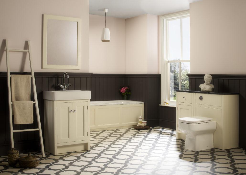 Standalone bathroom furniture – Waltham Plumbing Supplys