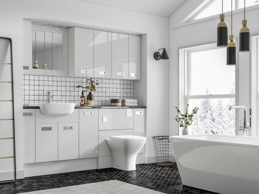 Acorn Fitted Bathroom Furniture Waltham Plumbing Supplys