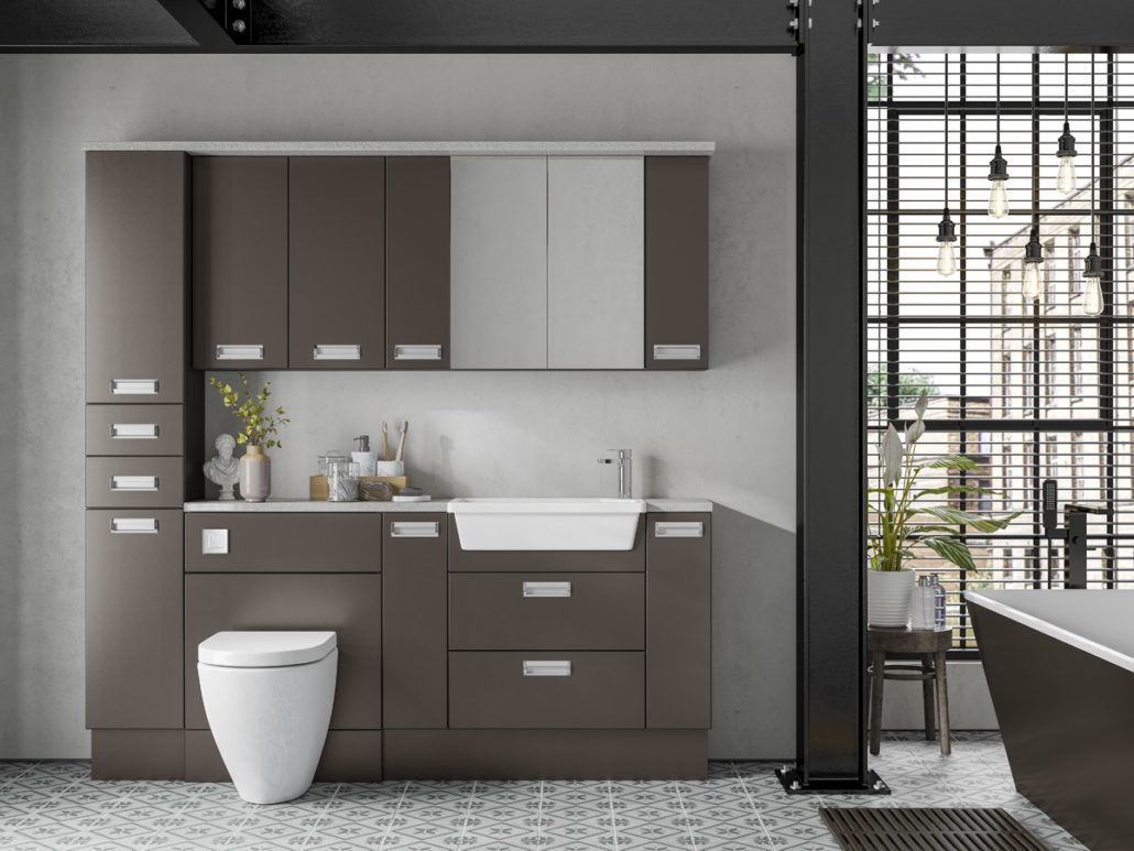 Acorn Fitted Bathroom Furniture Waltham Plumbing Supplys