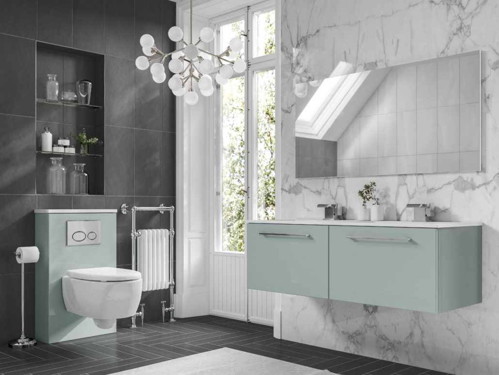 Fitted Bathroom Furniture Cabinets